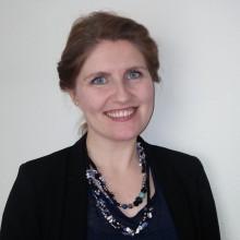 Anna Klara Georgsdóttir.
