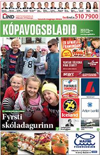 Kopavogsbladid agust 2016