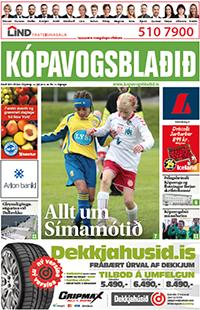 Kópavogsblaðið, júlí 2015
