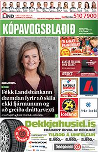 Kópavogsblaðið 6. okt 2016