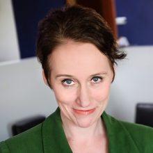 Ása Richardsdóttir, bæjarfulltrúi  Samfylkingarinnar.