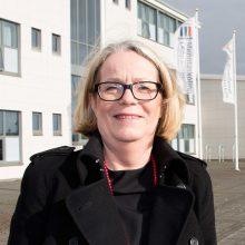 Margrét Friðriksdóttir, forseti Bæjarstjórnar Kópavogs og formaður Skólanefndar Kópavogs.
