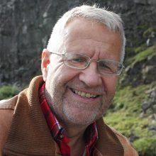 Gísli Baldvinsson, stjórnmálafræðingur og fulltrúi Vinstri Græna og félagshyggju í skólanefnd Kópavogs.