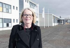 Margrét Friðriksdóttir, forseti bæjarstjórnar.