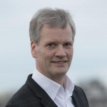 Pétur Hrafn Sigurðsson, bæjarfulltrúi Samfylkingarinnar.