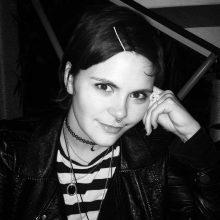 Tinna Sverrisdóttir.